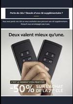 Prospectus Renault : Deux valent mieux qu'une.