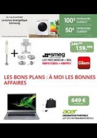 Prospectus Gitem Courbevoie : Le bonus énergétique
