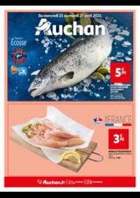 Prospectus Auchan Val d'Europe Marne-la-Vallée : Auchan_2021Avril3_VU_rev003_tag