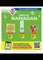 Promos et remises  : Spécial Ramadan