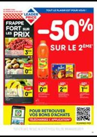 Prospectus Leader Price Nogent-sur-Oise : S18-19_290x400_INT_WEB.pdf