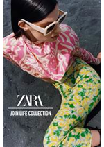 Catalogues et collections ZARA : Join Life Collection  Femme