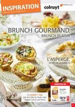Prospectus Colruyt : Brunch gourmand, brunch plaisir