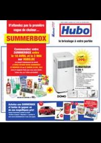 Bons Plans Hubo Bredene : SUMMERBOX