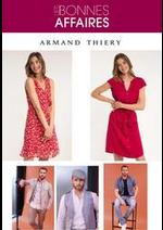 Prospectus Armand Thiery Femme : Les bonnes affaires