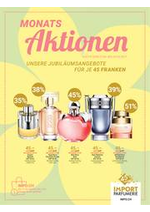 Promos et remises Import Parfumerie : Import Parfumerie Angebote