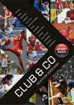 Prospectus Sport 2000 : Club & Co Selection 2020/2021