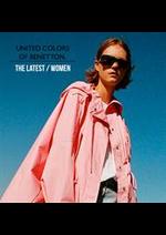 Catalogues et collections Benetton : The Latest  Women