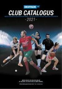 Catalogues et collections DECATHLON SCHELLE : Club Catalogus