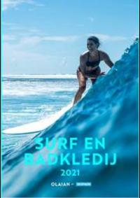 Prospectus DECATHLON ANDERLECHT : Surf en badkledij