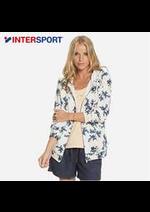 Prospectus Intersport : Sweatshirts et pulls