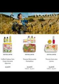 Prospectus L'Occitane Anderlecht : Mothers of Nature
