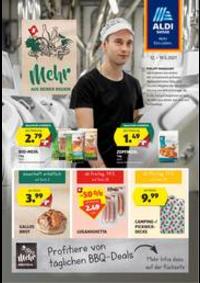 Prospectus Aldi Bern - Eigerstrasse  : Aldi Flipbook KW19