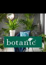 Prospectus Botanic : Offrez un petit bout de nature
