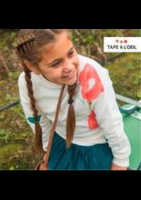 Catalogues et collections Tape à l'oeil THONON LES BAINS : Nouvelle collection pour enfants