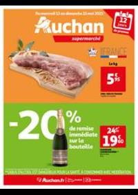 Prospectus Auchan BESSONCOURT : Ça sent bon le printemps