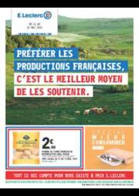 Prospectus E.Leclerc MONTBELIARD : Catalogue E.Leclerc