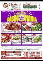 Promos et remises  : Votre mois Casinomania