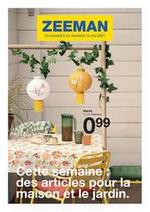 Promos et remises  : Cette Semaine Des Articles Pour La Maison Et Le Jardin.