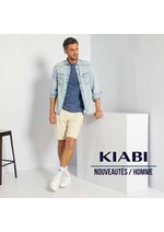 Prospectus Kiabi : Nouveautés / Homme
