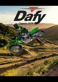 Prospectus DAFY MOTO RONCHIN : Offres