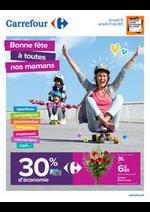 Prospectus Carrefour : Bonne fête à toutes nos mamans