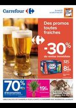 Prospectus Carrefour : Des promos toutes fraîches
