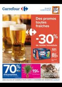 Prospectus Carrefour IVRY SUR SEINE : Des promos toutes fraîches