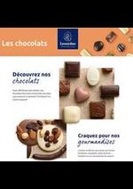 Prospectus  : Les Chocolats