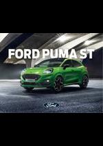 Prospectus Ford : Puma St