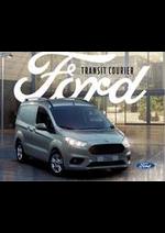 Promos et remises  : New Transit Courier