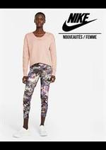Prospectus Nike : Nouveautés / Femme
