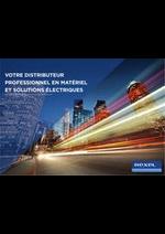 Prospectus Rexel : Corporate - Matériel et solutions électriques