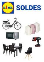 Prospectus Lidl : Soldes Lidl