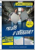 Prospectus Makro : Projets d'exterieur