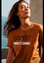 Prospectus Esprit : Noir et cognac