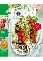 Promos et remises  : Food Magazine