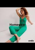 Prospectus Undiz : Homewear