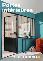 Prospectus Castorama : Les portes intérieures