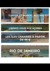 Prospectus TAP Paris : TAP VOYAGES