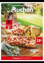 Prospectus Auchan : Coup de frais sur les prix !