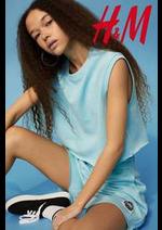 Catalogues et collections H&M : Lookbook H&M