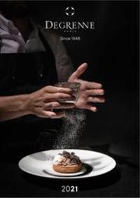 Journaux et magazines Guy Degrenne LYON 6 Rue De Brest : Catalogue Degrenne 2021