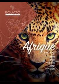 Prospectus Havas Voyages ANTONY : SOLEA EQUATO