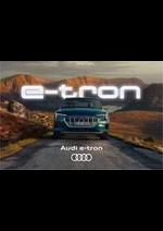 Promos et remises  : Audi e-tron
