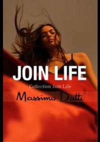 Prospectus Massimo Dutti PARIS : Collection Join Life
