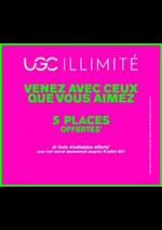 Prospectus UGC : UGC ILLIMITÉ