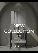 Prospectus Porcelanosa : New collection - KRION Bath