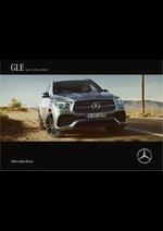Prospectus Mercedes Benz : GLE Suv
