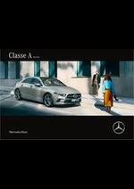 Prospectus Mercedes Benz : A Class Berline
